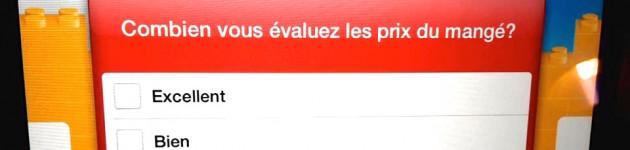 Quand Legoland écorche la langue française