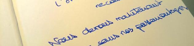 Nouvelle orthographe : 12 raisons de ne pas s'en faire