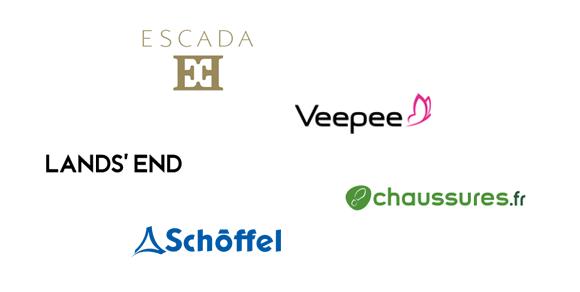 Escada, Veepee, Chaussures.com, Schöffel, Lands'End