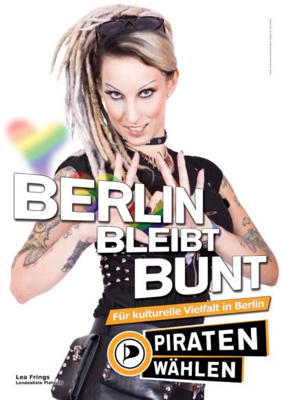 Berlin doit rester la ville de la diversité – surtout dans ses excès capillaires.