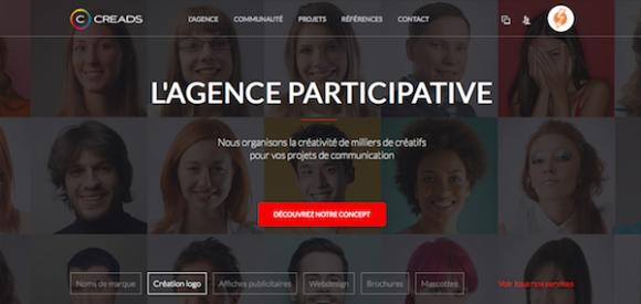 Creads ou l'économie participative