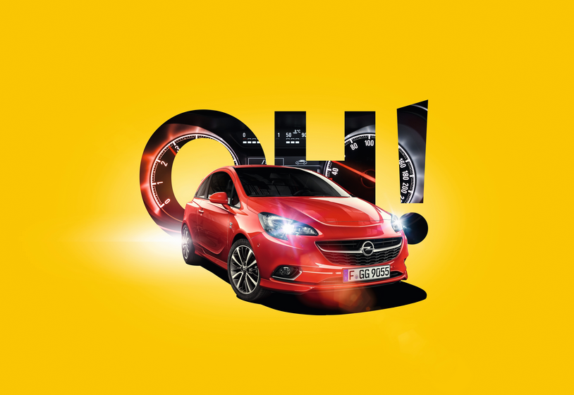 Pub – Campagne Opel Oh!